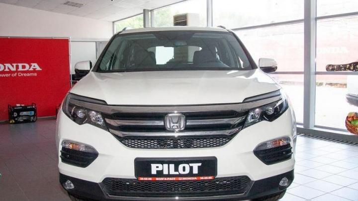 Honda Pilot: разбираем достоинства и недостаткитретьего поколения популярного внедорожника
