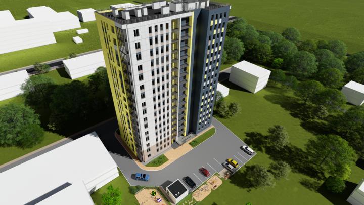В Перми пополнение: «Дом на Луньевской» досрочно введен в эксплуатацию