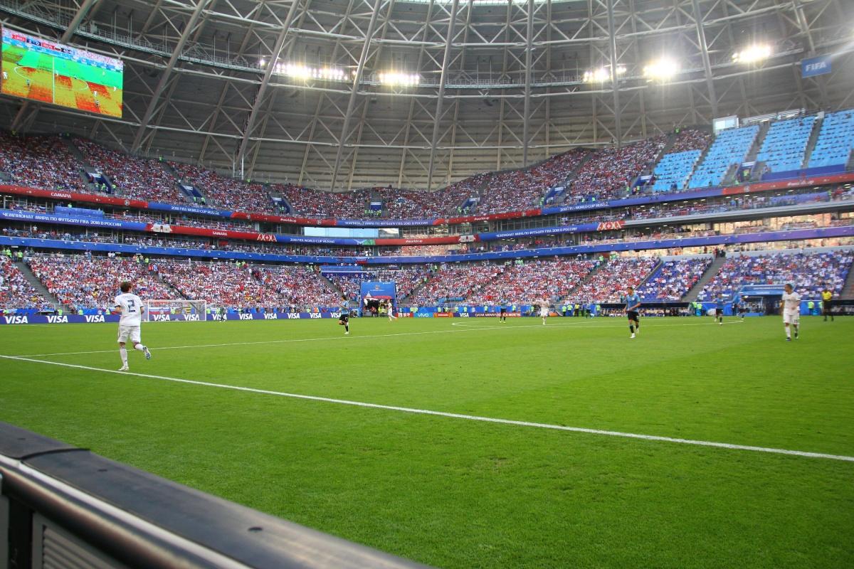 Всухую: в Самаре сборная России проиграла Уругваю 0:3