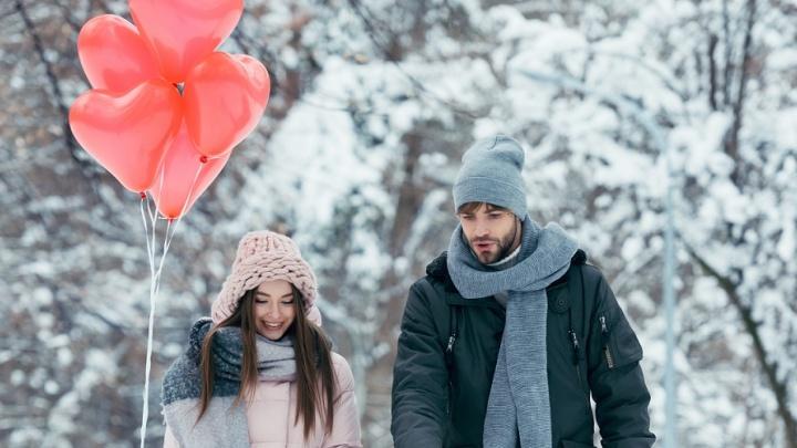 Фотоконкурс для влюблённых: омичи смогут выиграть романтическое приключение от Русского Радио Омск