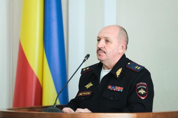 Олег Агарков заработал в 2018 году чуть больше своих коллег