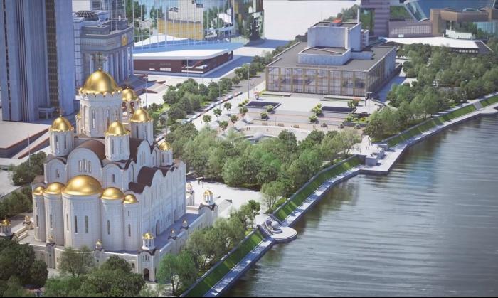 Мэрия принимает предложения о том, где можно построить храм
