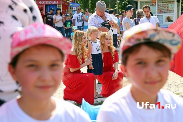 В Башкирии растёт количество близнецов