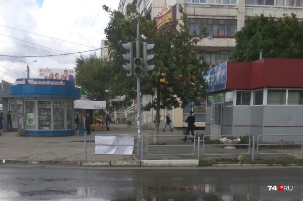 На Комсомольском проспекте не работают светофоры