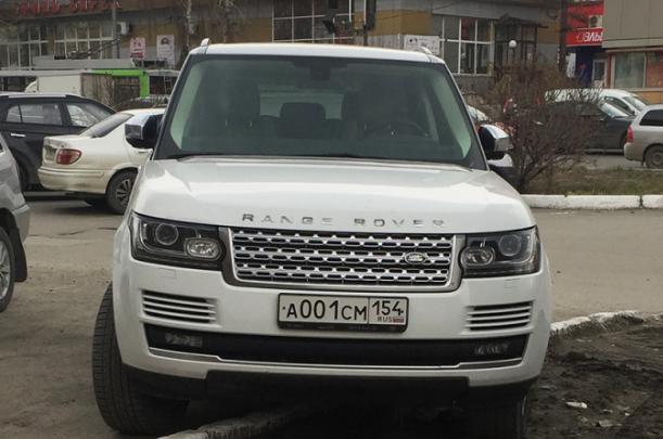 «Я паркуюсь как чудак»: Range Rover 001 —гадить наше призвание
