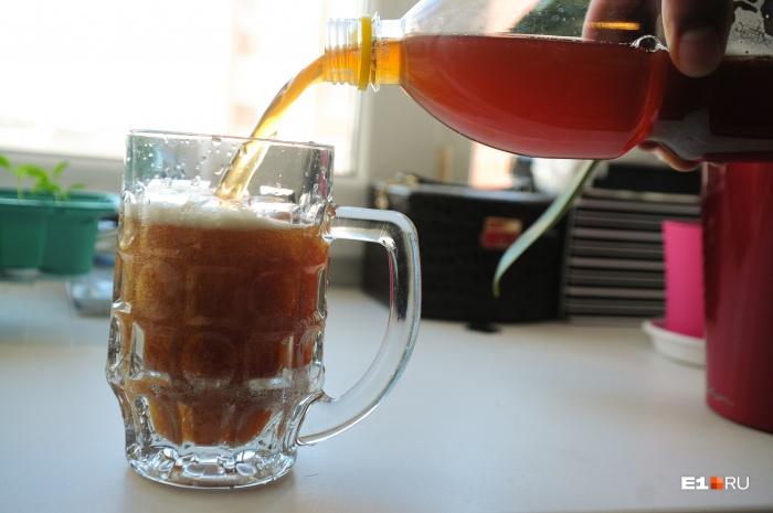 Приготовление домашнего пива — процесс длительный и сложный