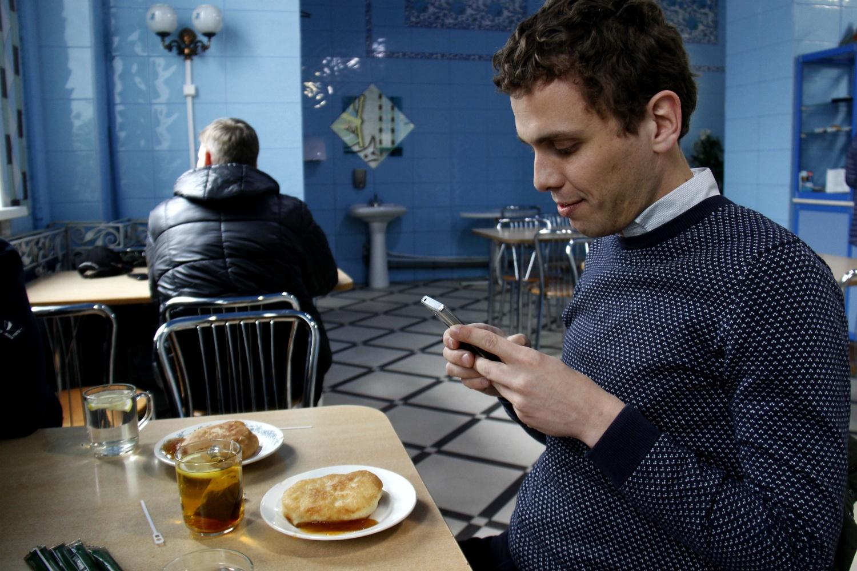 Антони Пулан знакомится с кулинарным достоянием Новосибирска
