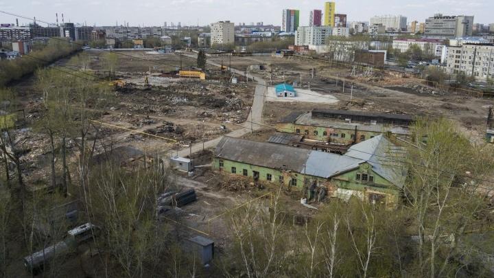 Жильцы домов на Свердлова, которые выступали против нового квартала РМК, проиграли суд Минстрою