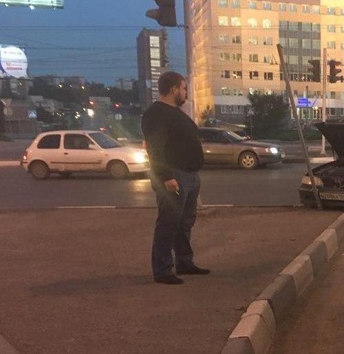 Максим Филатов регулярно попадает в ДТП
