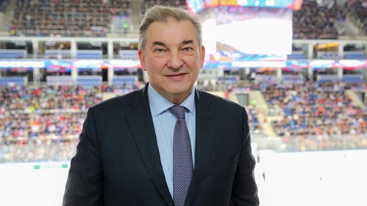 На открытие ледовой арены в Ростовской области пригласят Владислава Третьяка