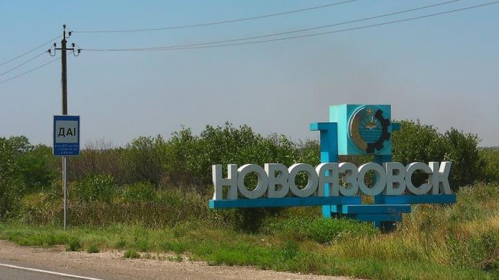 На границе Ростовской области с Украиной замечена военная техника