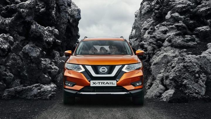 В Красноярске появился обновленный Nissan X-Trail — где увидеть
