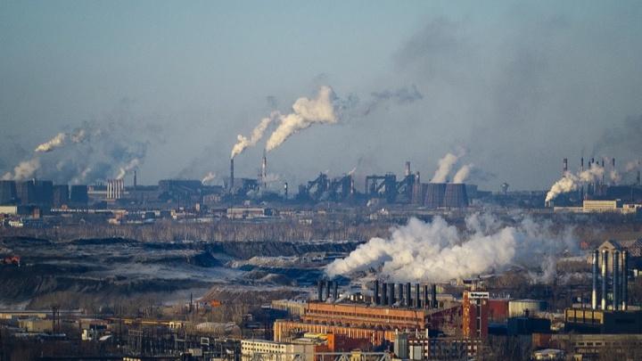 Борьба за небо: суд снова запретил «Мечел-Коксу» выбросы