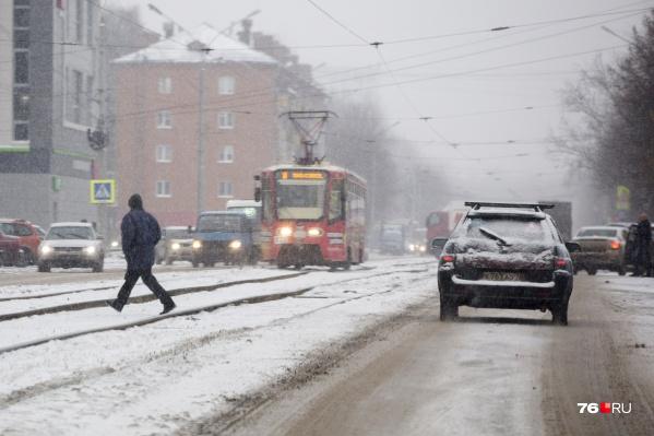 Синоптики прогнозируют, что временный снежный покров может установиться в конце октября — начале ноября