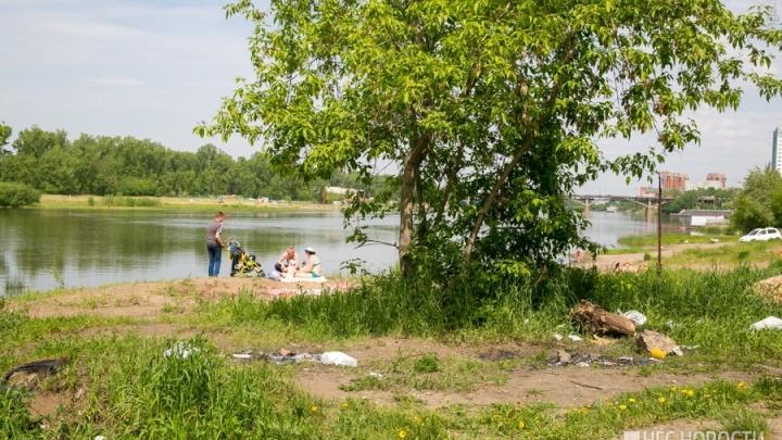 Дополнен список смертельно опасных для купания мест в Красноярске