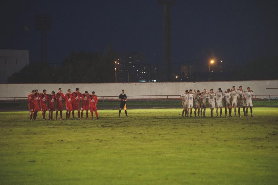 Футбольный «Енисей» победил «Читу» всерии пенальти