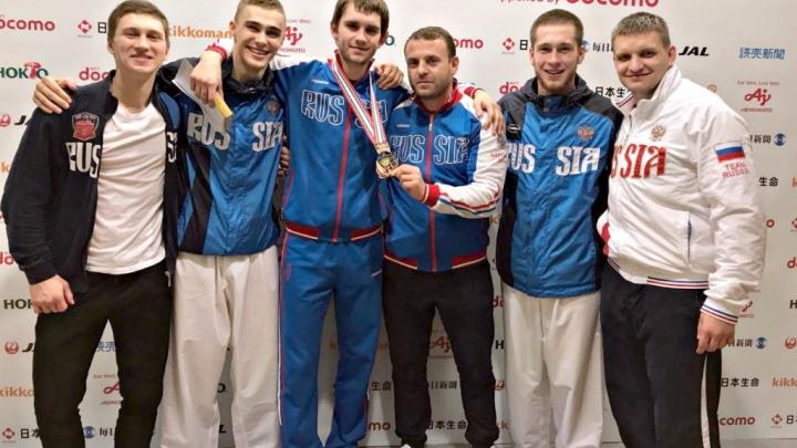 Новосибирец победил каратиста из Саудовской Аравии и получил «бронзу» на международном турнире