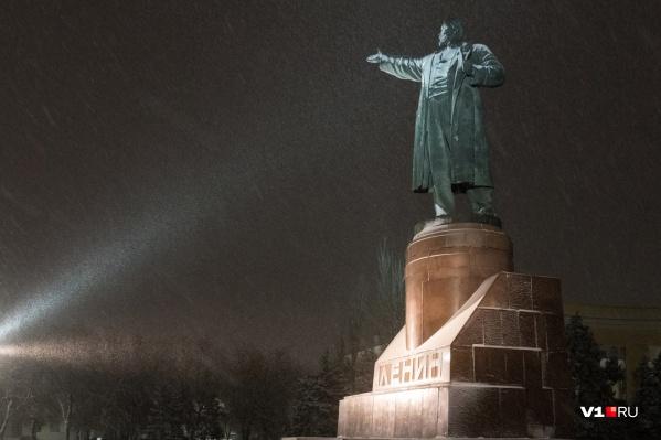 До четверга погода побалует волгоградцев всеми прелестями настоящей русской зимы