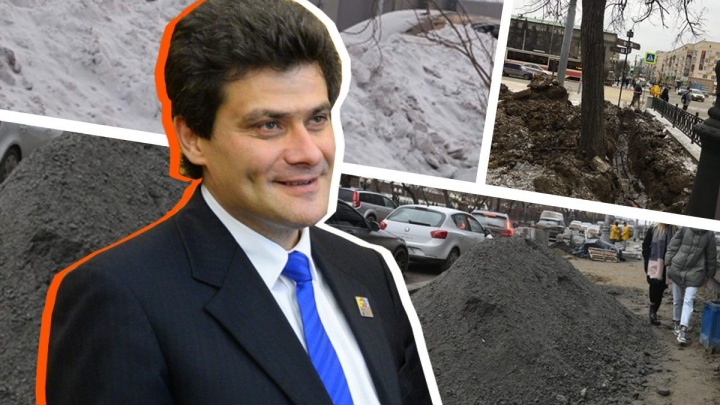 Высокинский ответил за все провалы года: онлайн с итоговой пресс-конференции мэра