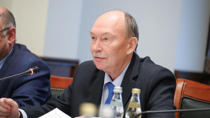 После тяжёлой болезни скончался замглавы Минтранса Сергей Аристов