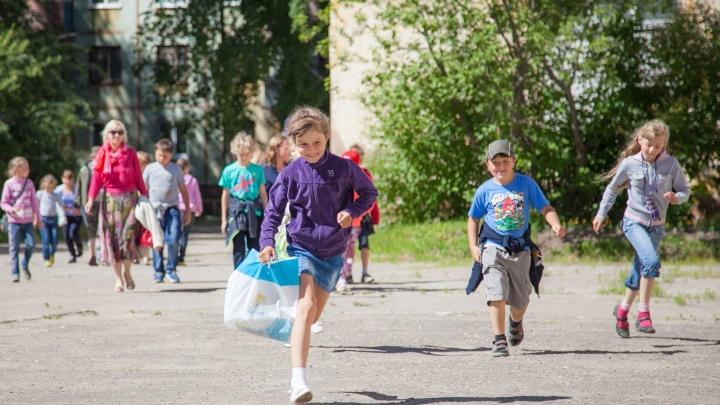 «Без инфекций и отравлений»: каждый третий ребёнок Поморья отдохнул в летнем лагере