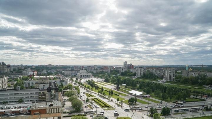 В Перми капитально отремонтируют улицу Ленина от Перми II до Северной дамбы