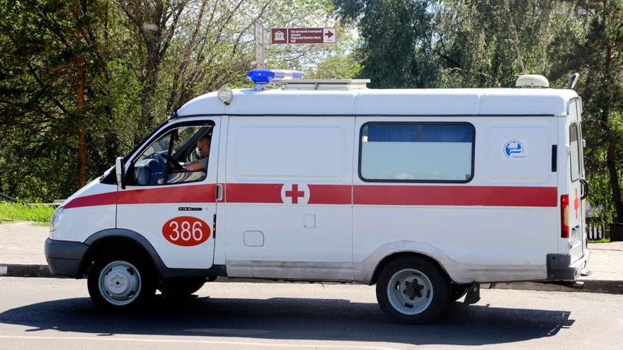 У торгового комплекса «Низкоцен» водитель «Мерседес» сбил двухлетнего мальчика