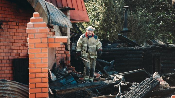 Стала известна возможная причина взрыва газа в Боровском, где погибли дедушка и 10-летняя внучка