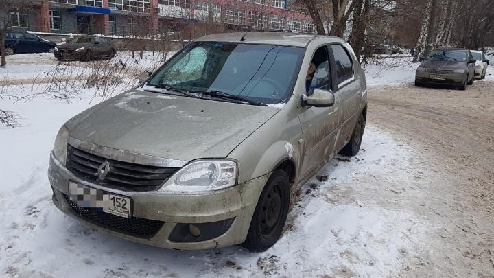 В Нижнем Новгороде нашли труп в машине