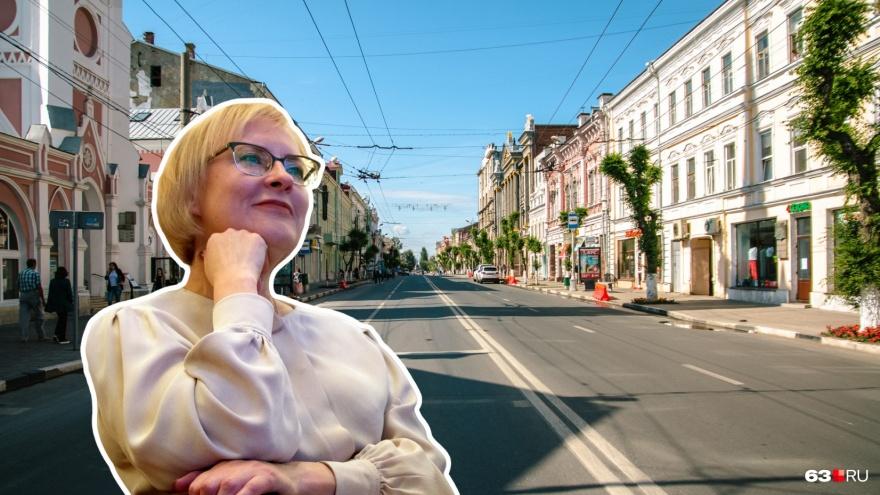 Улица Куйбышева в Самаре все-таки будет пешеходной