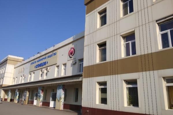 Несчастный случай на территории испытательного полигона завода«Кузнецов»