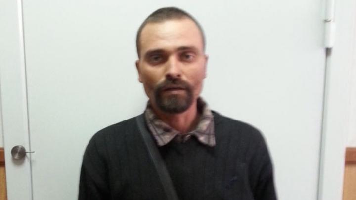 В Самаре следователи ищут мужчину с черепом на плече