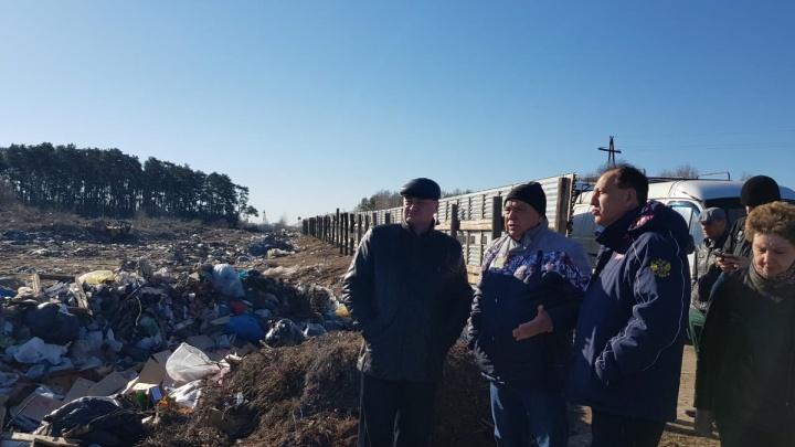 В Рождествено откроют мусороперегрузочную станцию