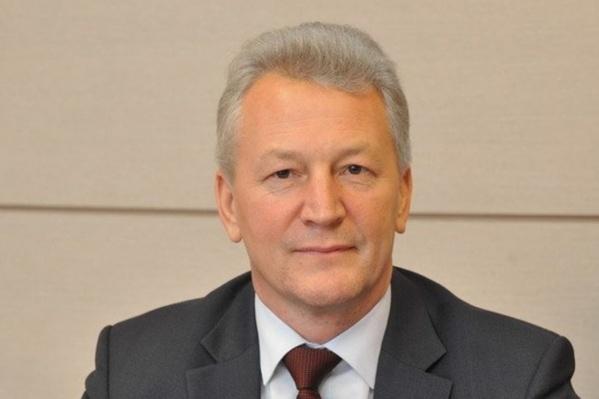 Баландин возглавлял Министерство строительства Самарской области с 2016-го