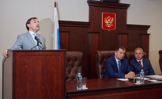 О половом влечении и пухлых губах: судьи из Волгограда в Саратове обсудили профессиональные вопросы