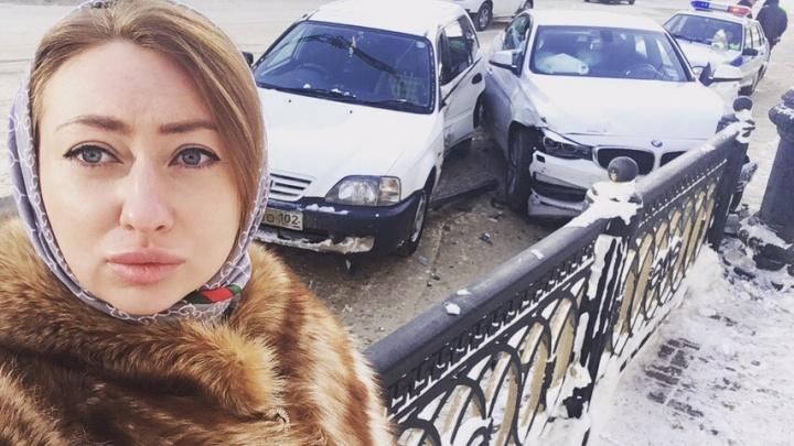«Такими темпами скоро стану мисс ЧП»: организатор конкурсов красоты из Уфы попала в ДТП