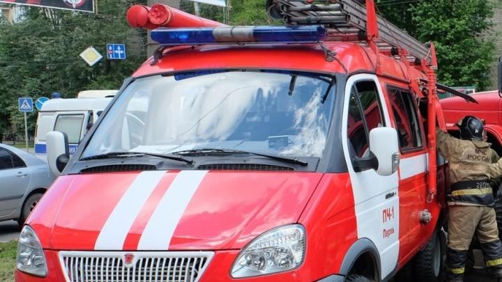 Из детского санатория под Пермью из-за пожара эвакуировали более ста детей
