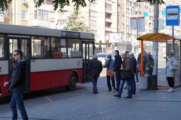 1 ноября масштабная перестройка транспортной сети города должна завершиться
