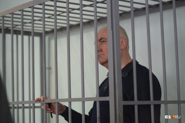 Недавно Алексея Миронова выпустили из СИЗО