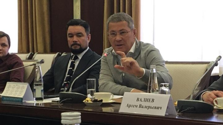 Глава Башкирии — о снижении количества ДТП: «Предложил [свести счеты с жизнью] начальнику ГИБДД»