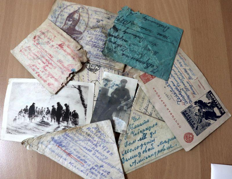 Историки надеются найти семьи авторов всех 75 писем