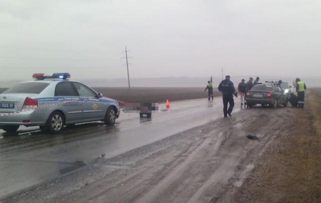 В Башкирии водитель Hyundai Accent насмерть сбил пешехода