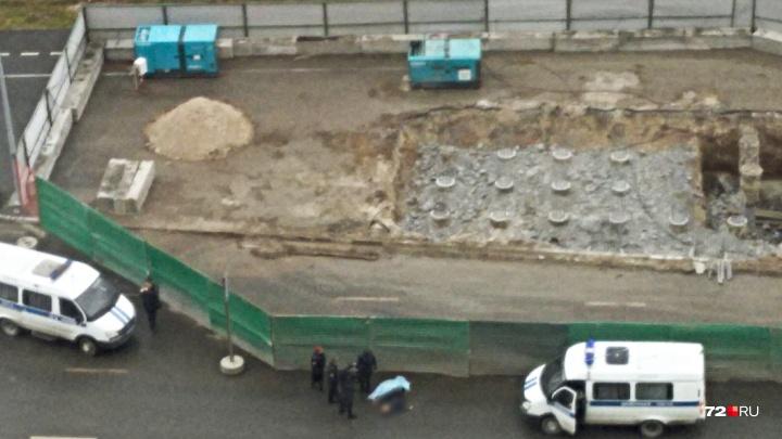Этим утром на Монтажников водитель насмерть сбил пешехода и скрылся с места ДТП
