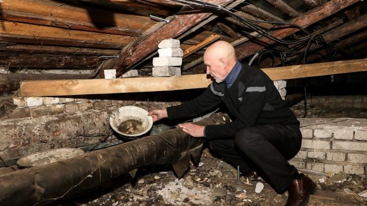 ДУКи ответили NN.RU, почему они плохо чистят нижегородские крыши