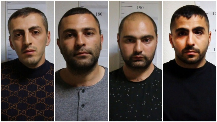 Задержаны мужчины, устроившие стрельбу в «Кристалле». Подробности конфликта