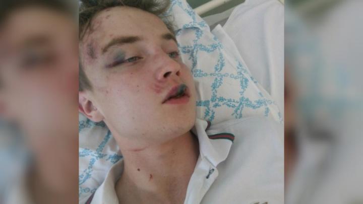 Юноша из Башкирии утверждает, что его избили полицейские