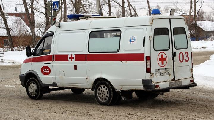 В Омске молодой человек до смерти избил бездомного, который попросил прикурить