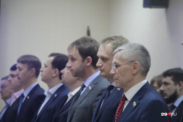 Архангельская городская дума протест прокуратуры не поддержала. Всё равно ведомство уже обратилось в суд