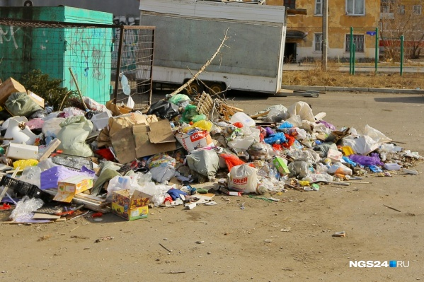 Пенсионеры признались, что не готовы заниматься сортировкой мусора