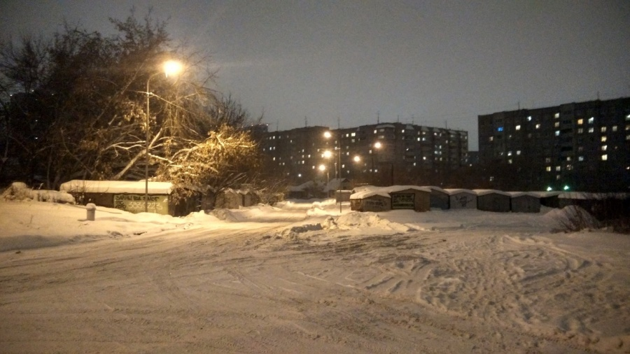 ВНовосибирске установят освещение научастке Гусинобродского шоссе